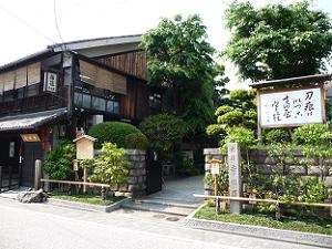 坂本竜馬が頻繁に利用した寺田屋