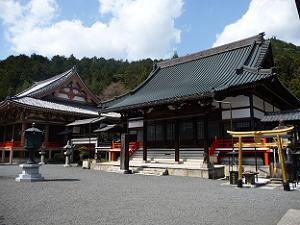 本圀寺境内