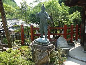 宮本武蔵の像