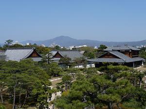 徳川家康が建てた二条城