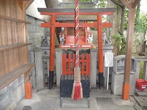 権九郎稲荷神社