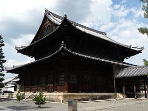 妙心寺の法堂