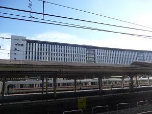 2011年10月にオープンした京都市中心部のホテル