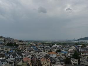 狩尾神社からの眺め