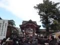 元日は石清水八幡宮へ初詣・2012年