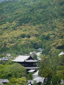 南禅寺の三門