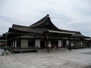 東寺の御影堂(大師堂)