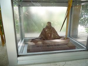 後白河法皇坐像