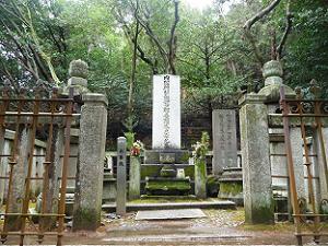 桂小五郎の墓