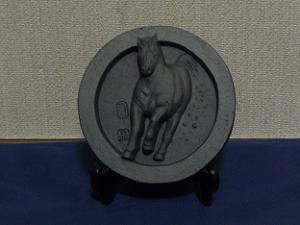 馬の縁起物