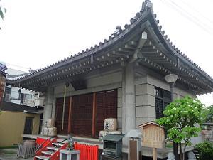 大黒寺の本堂