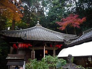 赤山禅院の福禄寿堂