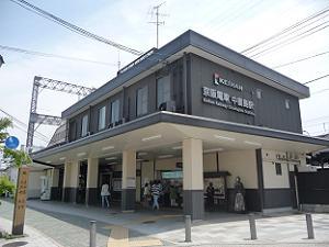 交通や旅行に関する日本初が2つある中書島駅
