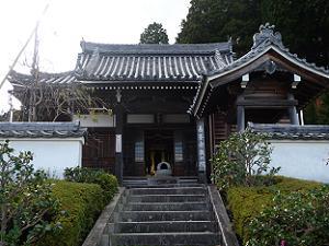 善峯寺の薬師堂