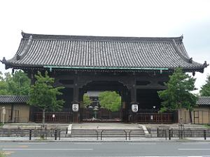 東寺の南大門