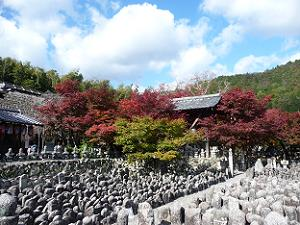 京都の庶民のはかない思いが地名となった化野