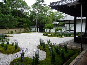 廬山寺の源氏庭