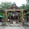 護王神社の夏越大祓・2015年