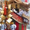祇園祭後祭山鉾巡行-浄妙山、大船鉾・2015年
