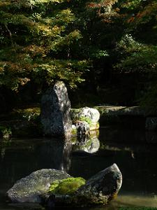 亀島と鶴島