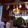 石清水八幡宮の国宝指定記念式典を見てきました