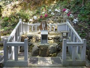 吉兵衛神社の祠