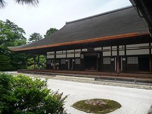 建仁寺の方丈