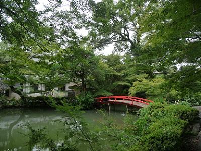 池と必度橋