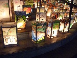 灯り・嵐山美術展