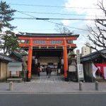 下御霊神社に元日に初詣・2017年