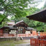 建勲神社の新緑・2017年
