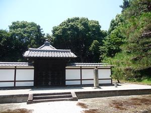 鳥羽天皇安楽壽院陵