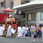 祇園祭花傘巡行・2017年