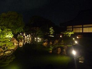 二の丸庭園と二の丸御殿