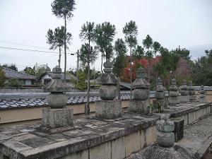 信長公一族の墓