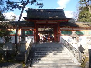 大元宮の入り口