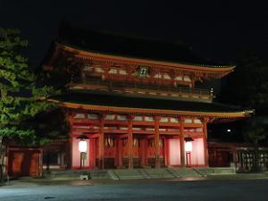平安神宮の應天門