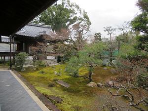 方丈庭園と御霊屋