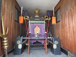 鳳輦形神輿