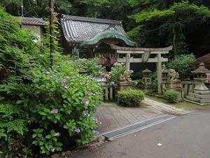 円山弁天堂