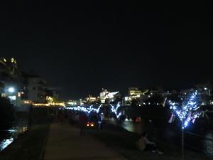 鴨川エリア