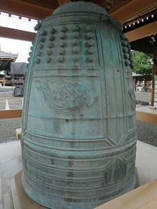 東本願寺慶長撞鐘