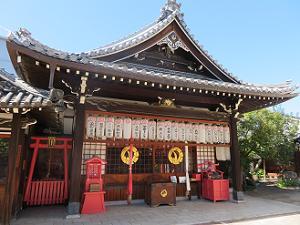 粟嶋堂神殿
