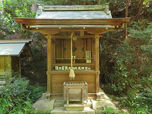 恵美須神社と天鈿女神社