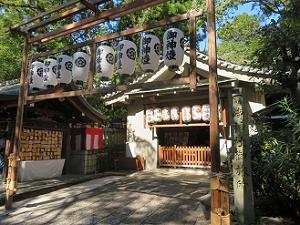 岡崎神社御旅所