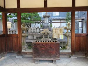 織田信長の廟所