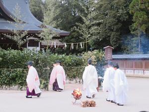神職の方々