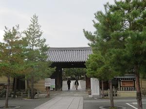 大徳寺の総門