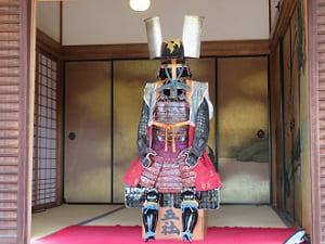 柴田勝家の甲冑