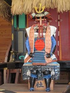 羽柴秀吉の甲冑